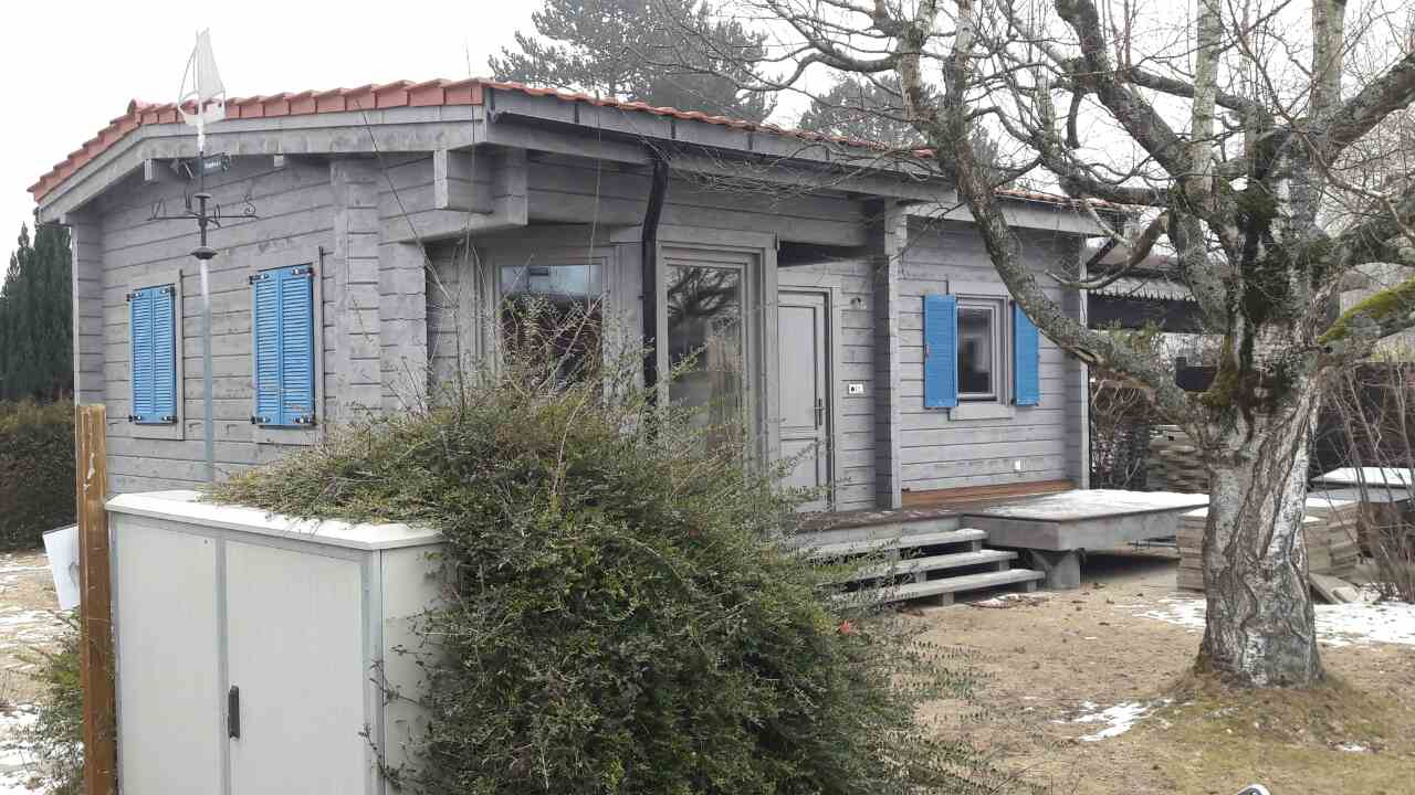 Project report for building a house